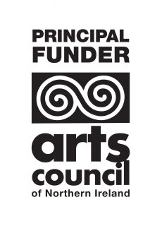 Principal funder Arts Council Exchequer