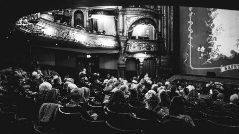 Belfast International Arts Festival Grand Opera House 2018