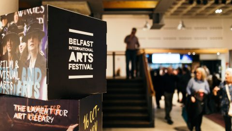 Belfast International Arts Festival 2018 Grand Opera House