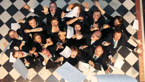 Chamber Choir Ireland with Chatham Saxophone Quartet