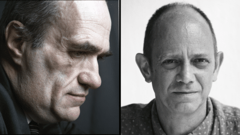 Colm Toibin And Damon Galgut Web