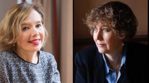 Dominique Barbéris & Gaëlle Josse Web