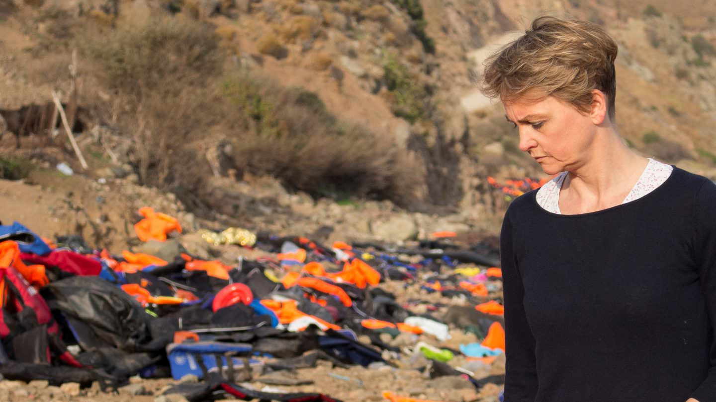 Fixing the Refugee Crisis Yvette Cooper