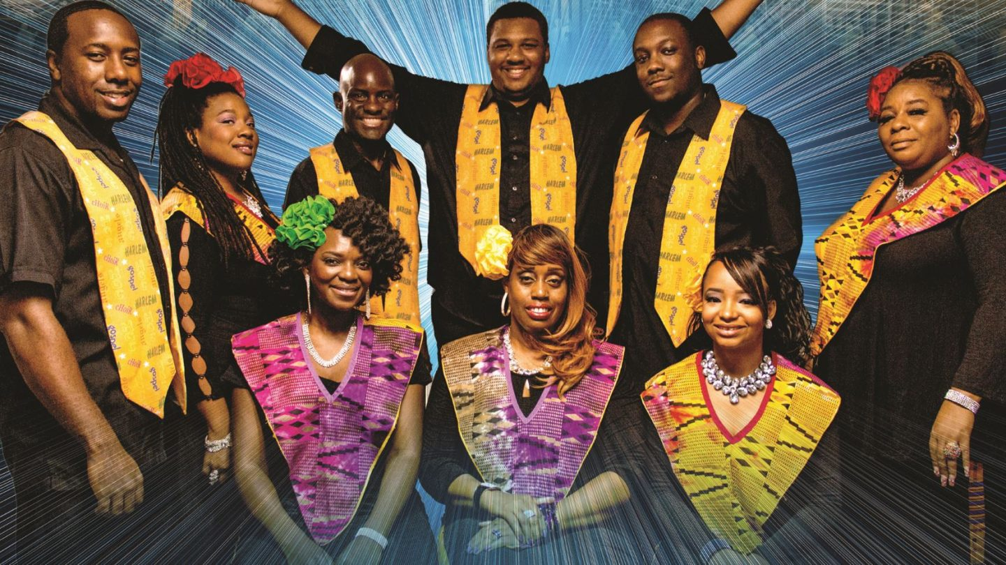 Harlem Gospel Choir Photo Web