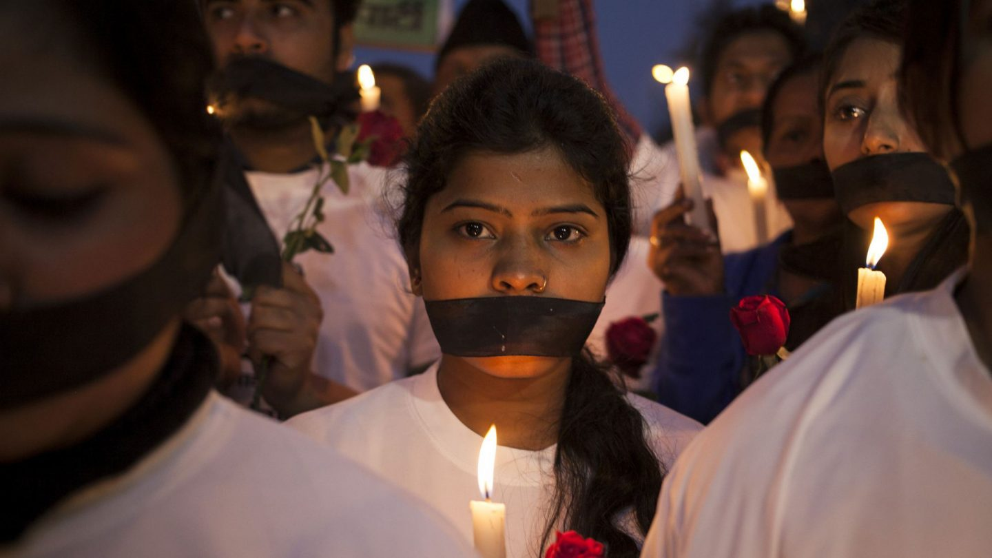 India Gang Rape Anniversary