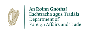 Irish Department Of Foreign Affairs And Trade Logo