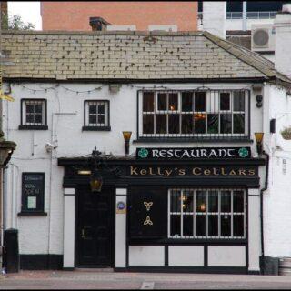 Kelly's Cellars, Belfast Geograph.org.uk 445989