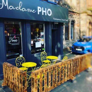 Madame Pho on Botanic Avenue Exterior. Courtesy Of Madame Pho