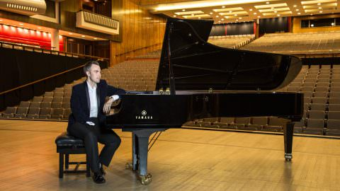 Nicholas McCarthy / Yamaha Concert Grand Piano / Royal Festival Hall