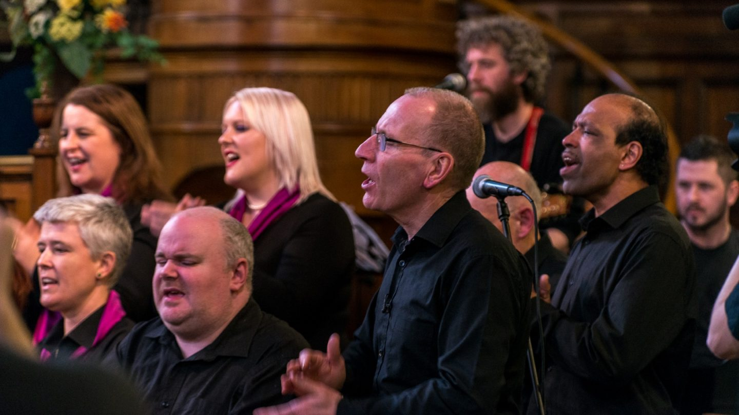 Open Arts Community Choir Image Web