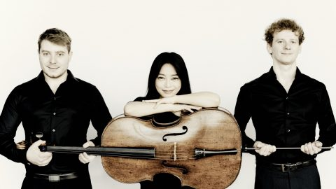Orion String Trio Web