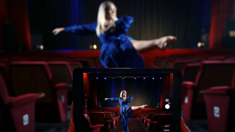 Festival artist in residence and dancer Eileen McClory launches #BIAF20 programme