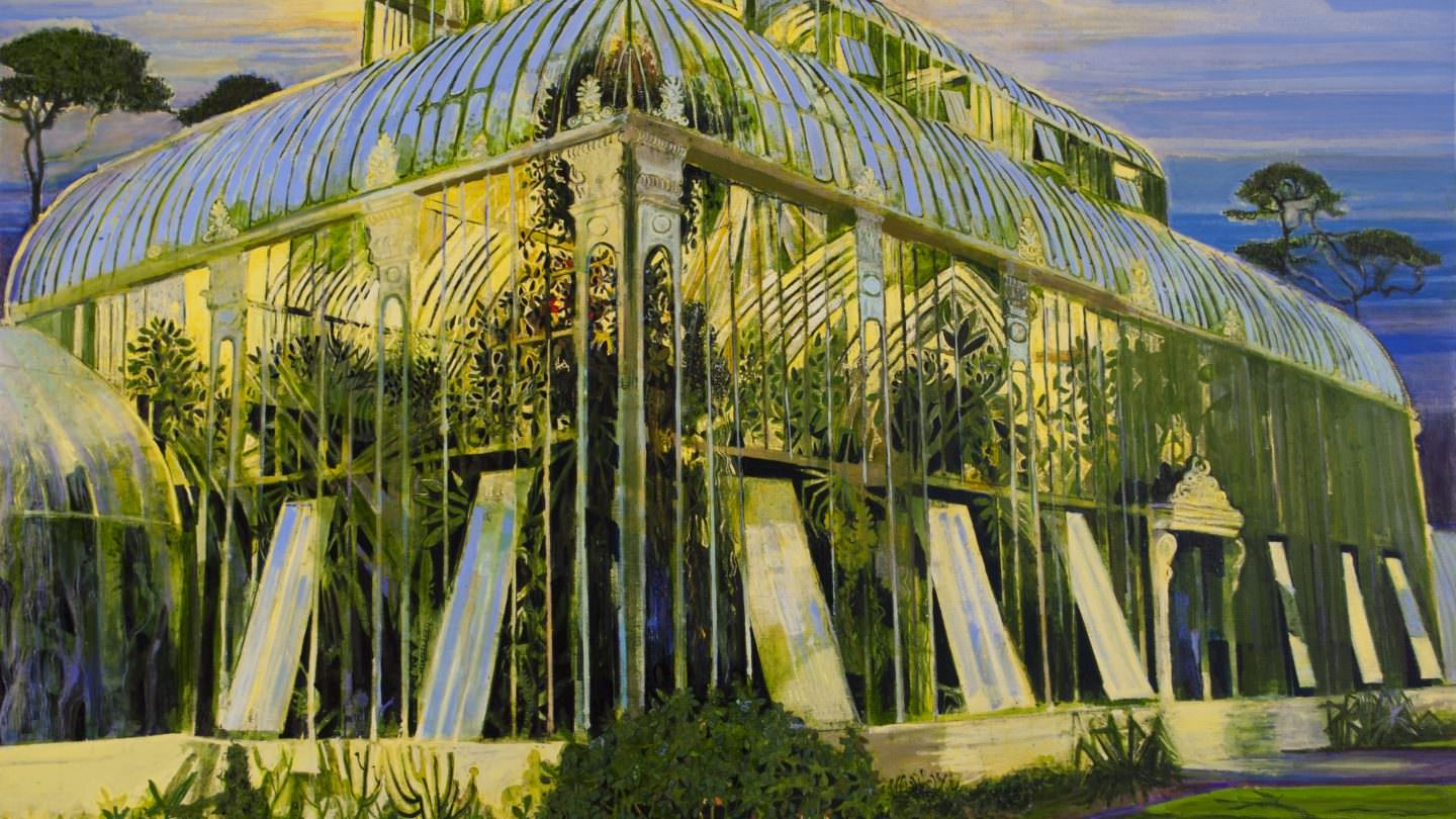 Glasnevin Palm House 2016