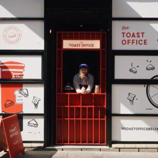 Toast Office Belfast. Courtesy Of Toast Office