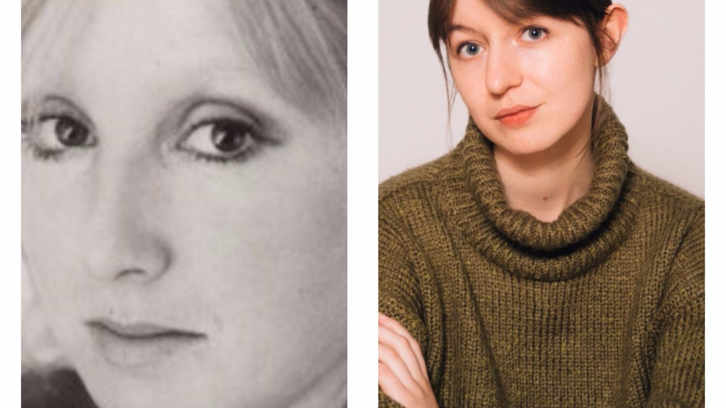 Jane Harris and Sally Rooney