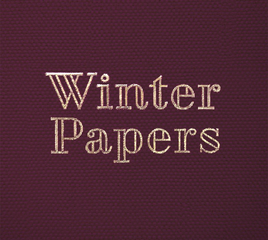 Winter Papers Vol 5