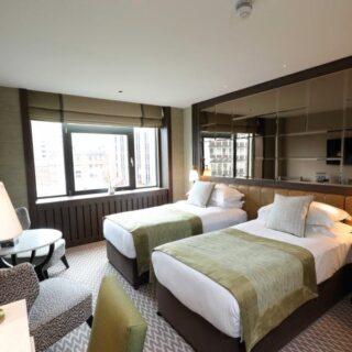 Europa Hotel Superior Bedroom