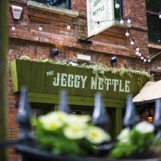 Jeggy Nettle Befast Stranmillis Whiskey Bar Powers Mural 1