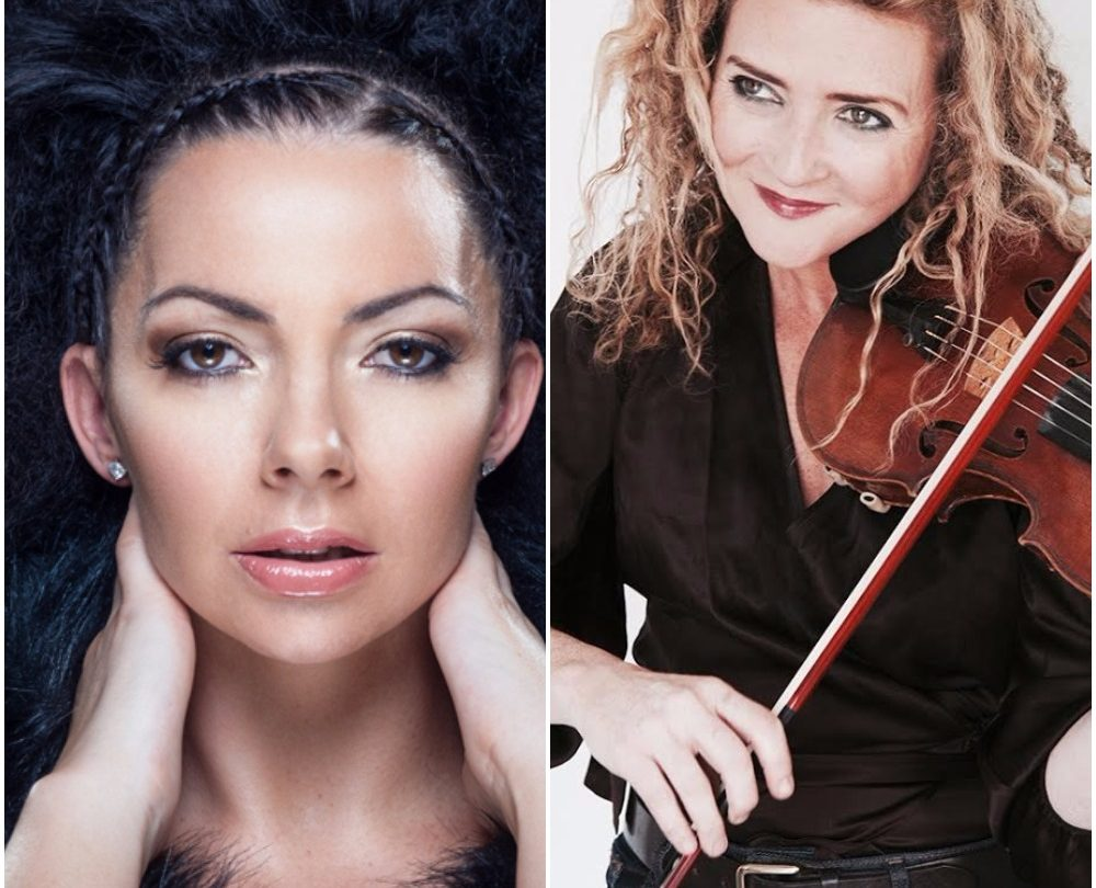 Elizabeth Cooney (violin) Ruth McGinley (piano)