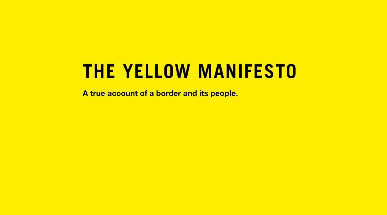 Yelloe Manifesto Social